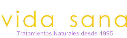vida sana tratamientos naturales desde 1995